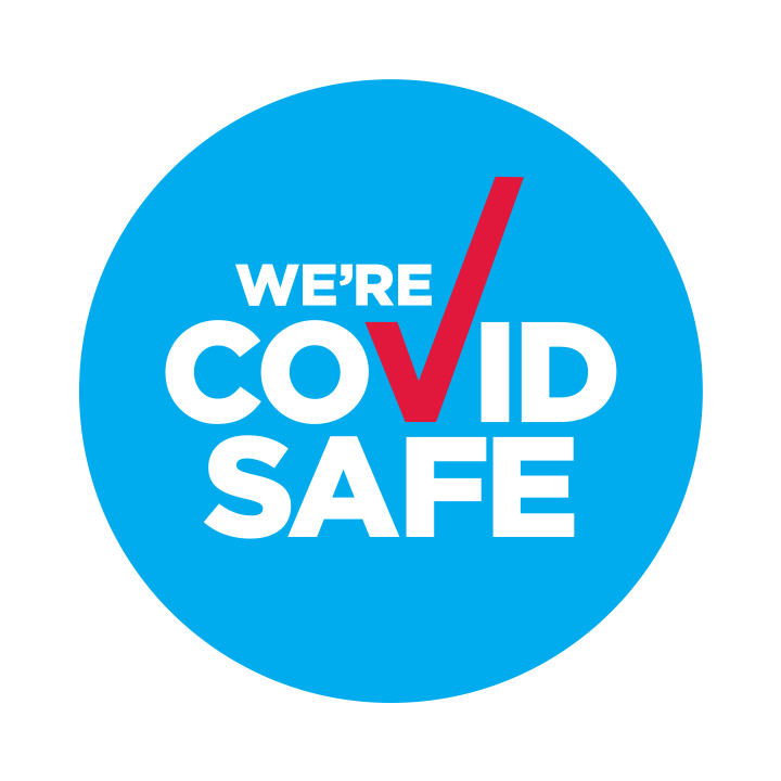 COVID Safe Badge Digital